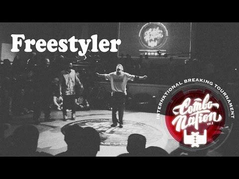 Freestyler by Bomfunk MC's 2016 | COMBOnation 8 | Kazan city (Russia)
