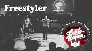 Freestyler By Bomfunk MC S 2016 COMBOnation 8 Kazan City Russia