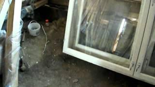 каркасный дом 6 часть Как установить окна(Как я строил дом http://vsumebelsam.ru/kak-ya-stroil-dom/ каркасный дом 6 часть Как установить окна., 2012-07-16T14:51:08.000Z)