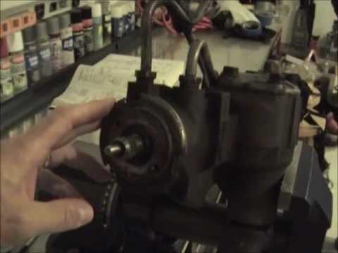 Steering Gear Box >> Saginaw 800 Power Steering Gear Box Part 1 - YouTube