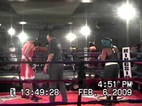lamar richards boxing