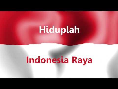 Lagu Indonesia Raya No Vocal