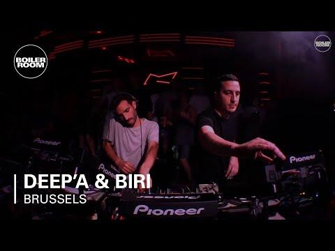 Deep'a & Biri Boiler Room x Budweiser Brussels | DJ Set