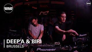 Deep'a & Biri Boiler Room x Budweiser Brussels   DJ Set