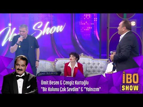 """Ümit Besen & Cengiz Kurtoğlu - """"Bir Kulunu Çok Sevdim"""" & """"Yalnızım"""""""