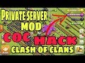 Clash Of Clans Private Server Mod Update Coc Hack