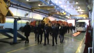 Правительственная делегация Краснодарского края(В рамках пребывания в ОАО «КАМАЗ» и Правительственной делегации Краснодарского края состоялось посещение..., 2013-03-27T20:06:57.000Z)