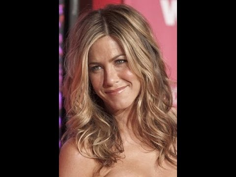 Ondas Despeinadas Con Plancha Estilo Jennifer Aniston Youtube