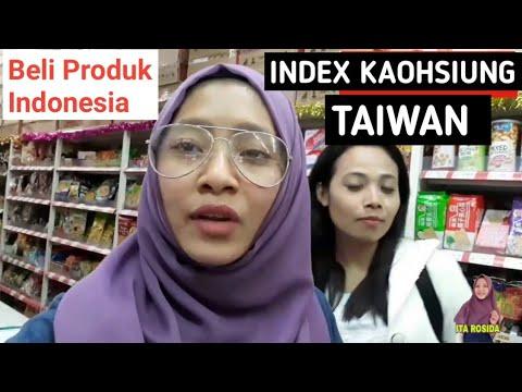 Toko Indonesia ( INDEX )di Kaohsiung Taiwan