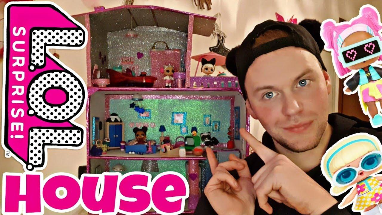 La Casa Delle Lol Surprise Novita Youtube