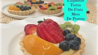 Tartas De Frutas/Mesa De postres Idea 6 de 9