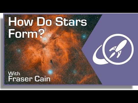 How Do Stars Form?
