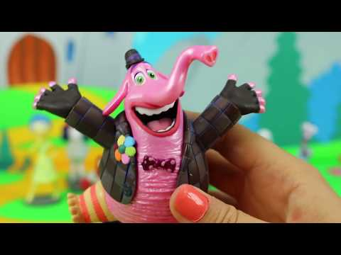 Disney Pixar Inside Out Deluxe Figure Play Set Review. DisneyToysFan