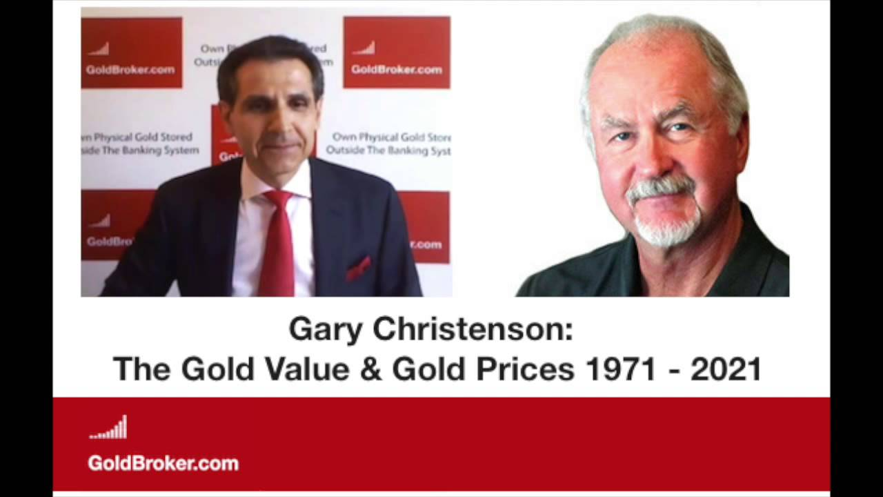Gary Christenson: Gold Prices 1971-2021, Dollar Collapse & Silver Will Go  Parabolic