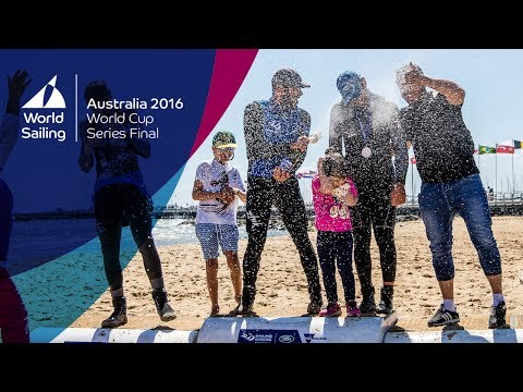 Sailing World Cup Melbourne Final - Medal Races - 470, Finn, Laser