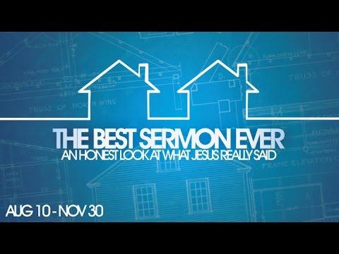 Best Sermon Ever #8: Purity & Peace (Matthew 5:8-9)