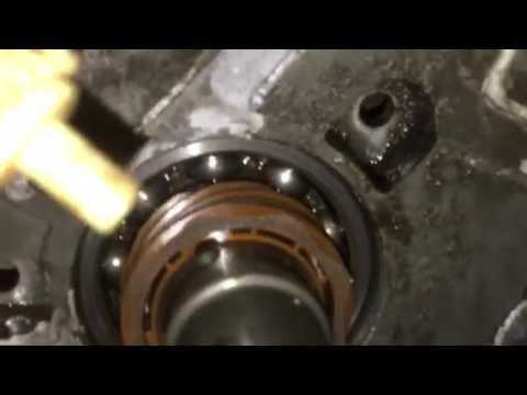 Borg Warner 1356 speedometer drive gear removal F150 F250 F350 E4OD