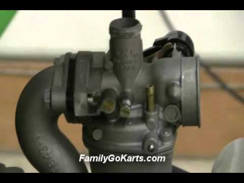 Carburetor Removal and Installation