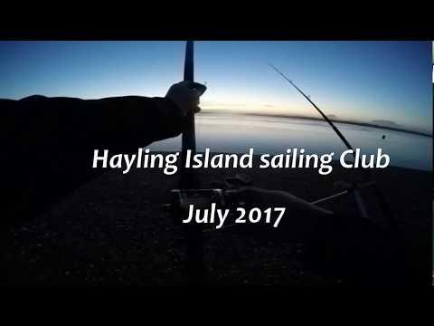 Hayling Island Sailing Club Smoothound Fishing
