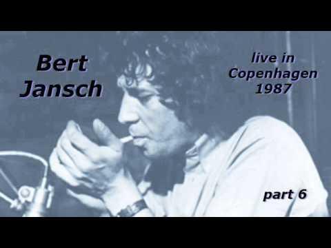 Bert Jansch live in Copenhagen 1987 - part 6