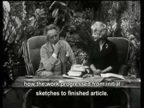Jean Cocteau Documentary #1