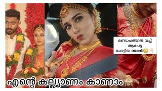 MY WEDDING VLOG part1~sruthysathyan~weddingvlogs
