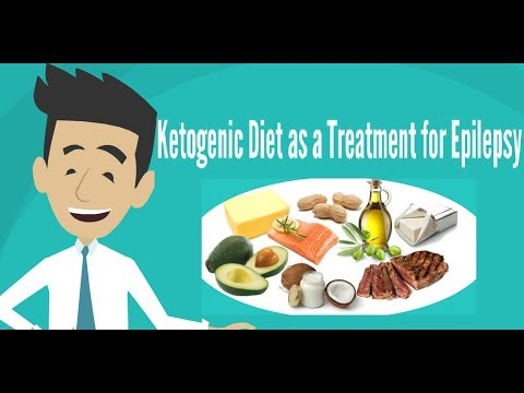 Ketogenic diet as a method of treatment for epilepsy
