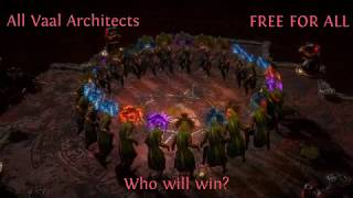 Vaal Architects Free For All!