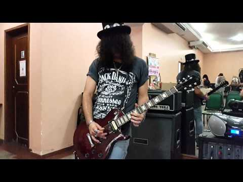 Slash Do Garage   Sweet Child O'Mine