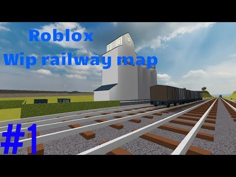 egypt wip roblox Roblox Wip Railway Map 1 Thomas And Friends With Jet Engine Youtube