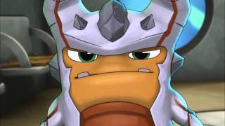 The Elementals - Slugterra: Return Of The Elementals