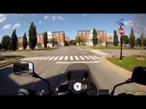 A Tiny Tour of STFX University Antigonish