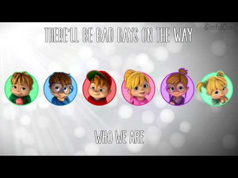 The Chipmunks and Chipettes - The Weekend (with lyrics)