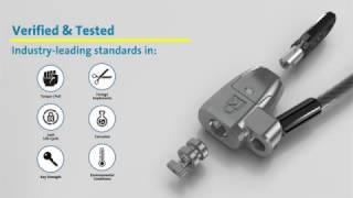 Kensington ClickSafe® 2.0 Keyed Laptop Lock
