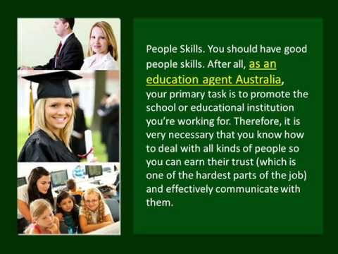 5 Characteristics to Become a Successful Education Agent Perth