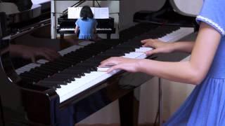 NEWスーパーマリオブラザーズwii 水中BGM  ピアノ