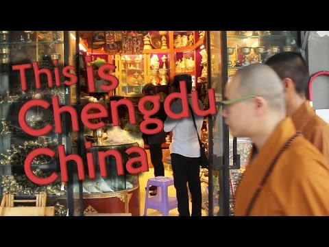 Tibetan Quarters - Traditional Tibetan Food | This is Chengdu, China