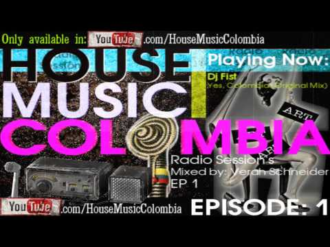 House Music Colombia - Radio Session, Episode 1