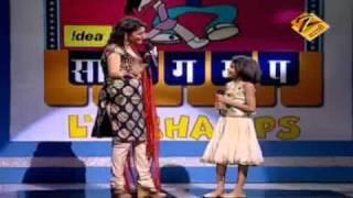 Sa Re Ga Ma Pa Little Champs 2009 Ep. 3 Part 5