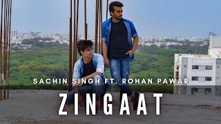 Zingaat - Hindi/Marathi   Sachin and Rohan   Dhadak/Sairat   Ajay-Atul