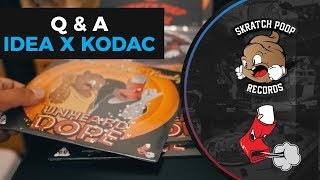 dj idea and kodac visualz scratch session unheard dope 7