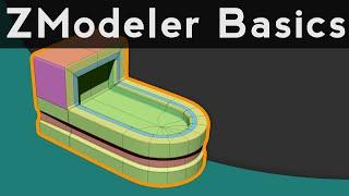 031 ZBrush ZModeler Basics