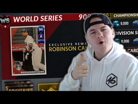 Still Grinding for World Series! MLB The Show 18 Diamond Dynasty Ranked Seasons