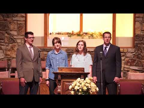 Only Trust Him - The Herbster Family