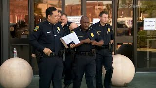 Raw video: Cheif talks about sergeant's suicide at Westside station