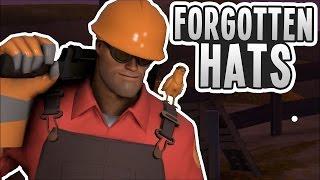 [TF2] TOP 10 FORGOTTEN HATS!