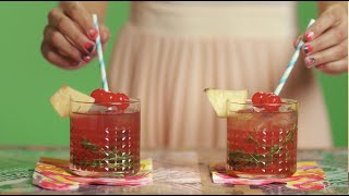 Delicious Iced Tea Summer Punch Cocktail Recipe