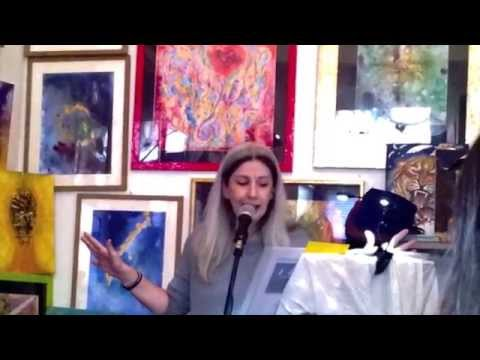 L'incanto dell'incontro (performance di Renata Bolognesi)