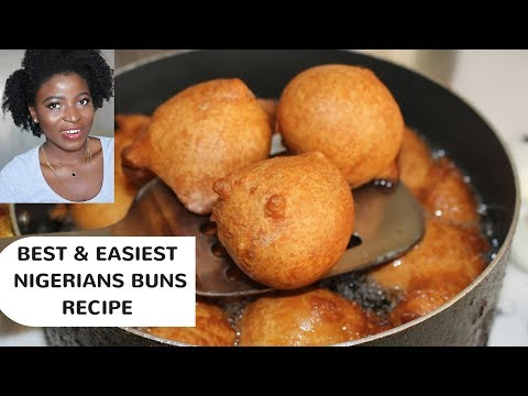 EASIEST & BEST NIGERIAN BUNS RECIPE thumbnail