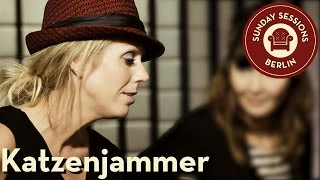 "Katzenjammer: ""Lady Grey"" and ""My Dear"" of ""Rockland"" - Sunday Sessions Berlin"
